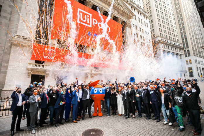 UiPath rises 23% in NYSE debut after one of top software IPO's ever