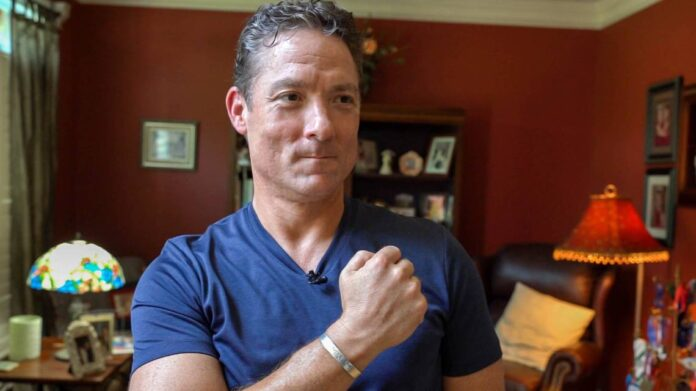Huntersville man who lost his mom on 9/11 reflects not on the attacks but remembering her